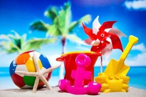 Najlepsze zabawki nad wodę, na plażę i do piasku
