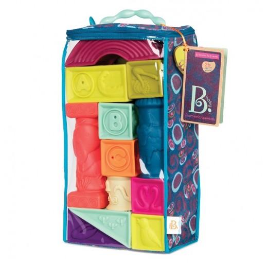 best klocki miękkie duże zabawki dla rocznego dziecka